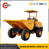 5 Ton 4*4 Wheel Drive Hydraulic Site Mini Dumper