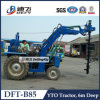 New Designed Hot Sale Hydraulic Pile Driver Dft-B85
