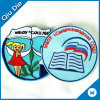 20%-50% embroidery Badge for Sewing on Russian Primary School Uniform