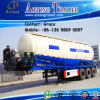 China 60 Tons V Shape Powder Cement Bulk Tanker Semitrailer, Dry Bulk Cement Tank Truck Trailers (volume optional) for Sale