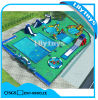Inflatable Moving Water Park for Kids and Adults
