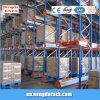 High Efficiency Shuttle Rack Steel Storage Rack