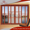 Best Selling Aluminum 3-Track Glass Sliding Door with Fly Screen