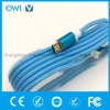 Colorful Nylon Mirco Charger&Transfer Data Type-C Cable