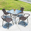 Outdoor Garden Furniture 5PCS Set Rattan Set