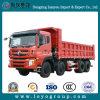 Sinotruk Cdw 12-Wheeler Dump Truck 25-30m3 375HP