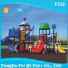 Kids Plastic Slide, Outdoor Children Playground, Outdoor Playground (FQ-KL055A)