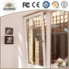 Competitive Price Factory Cheap Price Fiberglass Plastic Tilt and Turn Door with Grill Inside