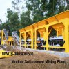 MWCB 300\400\500 Module Soil-Cement Mixing Plant