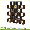 China Manufacturer Wooden Furniture Open Shelf Office Storage Filling Cabinet