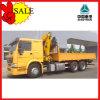 XCMG 5.5tons Sinotruk HOWO Crane Truck Mounted