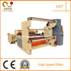 Shaftless Plastic Film Slitting Machine
