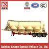 V-Type 50000L Carbon Steel Bulk Cement Tanker Trailer