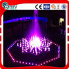 Customized Lotus Music Water Fountain Stainless Steel Fountain