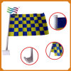 Promotion Custom Printed Advertising Car Flag with Pole (HY1123)