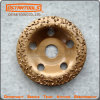 Tungsten Carbide Abrasive Buffing Disc