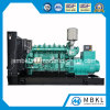 Standby Power 400kw/500kVA Electric Generator with Yuchai Diesel Engine