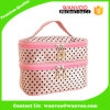 Fashion Custom Polyester Cosmetic Bag for Packing Lady Makeup