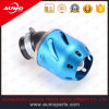 Motorcycle Air Filter Assy with Silver Red and Blue