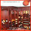 Wood Wine Display Stand