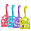 Plastic Thickening Cat Litter Cleaning Spoons Candy Sand Shovel