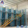 Factory Selling Warehouse Storage Heavy Duty Upper Mezzanine