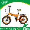 Big Boy Tires Hidden Battery Electric Folding Bike/Ebike Fat Folding Fatbike