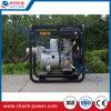 Square Frame Portable Sluage Pump Diesel Engine Water Pump Set