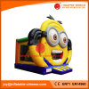Minions Theme Inflatable Jumping Bouncer for Amusement Park (T1-509)