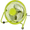 "4"" USB Fan, Mini Desk Fan"