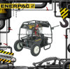 Bp-Series Battery Powered Hydraulic Pumps (Bp-122e) Original Enerpac