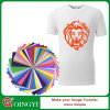Qingyi Factory PU Heat Transfer Vinyl for Clothing