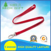New Fashion Classical Design Red Color Logo Lanyard