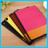 Contrast Color Auto Sleep Leather Back Case for iPad PRO
