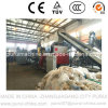 Plastic PP PE Film 1000kg/H Recycling Washing System