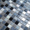 Crystal Glass Mosaic Goldstar