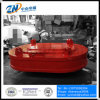 Oval Shape Coil Lifting Magnet for Unloading Steel Scrap From Narrow Space MW61-300210L/1-75