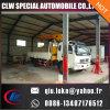 2017 Sinotruk/Dongfeng/Foton 4X2 5 Ton Telescopic Boom Mini Truck Mounted Crane