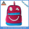 Girl Smile Face Backpack Children Lovely School Canvas Book Bag