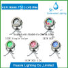 IP68 3W White RGB LED Spot Lamp Underwater Pool Light