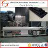 Single Screw Extruder PE PPR Plastic Pipe Extrusion Production Line