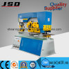 Q35y-20 Aluminum Ironworker Machine for Notching, Punching