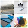 Clear 100% Virgin Lexan Polycarbonate Hollow Sheets for Sale/High Light Transmission