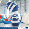Hot Sale Inflatable Cartoon Model, Inflatable Zebra Decoration for Adversiting