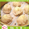 Custom Double Sides Silicone Coated Dim Sum Paper for Food Steaming