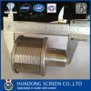 Stainless Steel 304/316 Wedge Wire Screen Nozzle for Water Treatment