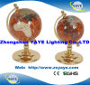 Yaye Hot Sell Educational Globe, Gemstone Globes, World Globes, Christmas Light, Decorative Gift