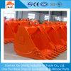 Excavator Bulldozer Bucket Grab for Komatsu, Hitachi, Kato, Sumitomo, Caterpillar, Kobelco, Daewoo, Hyundai