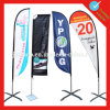 Custom Print Tradeshow Display Outdoor Bali Flags