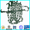 Alloy Steel Lashing Chain with Flat Hooks